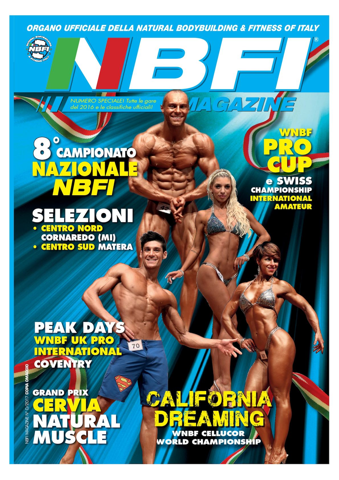 Calaméo NBFI Magazine Numero Zero
