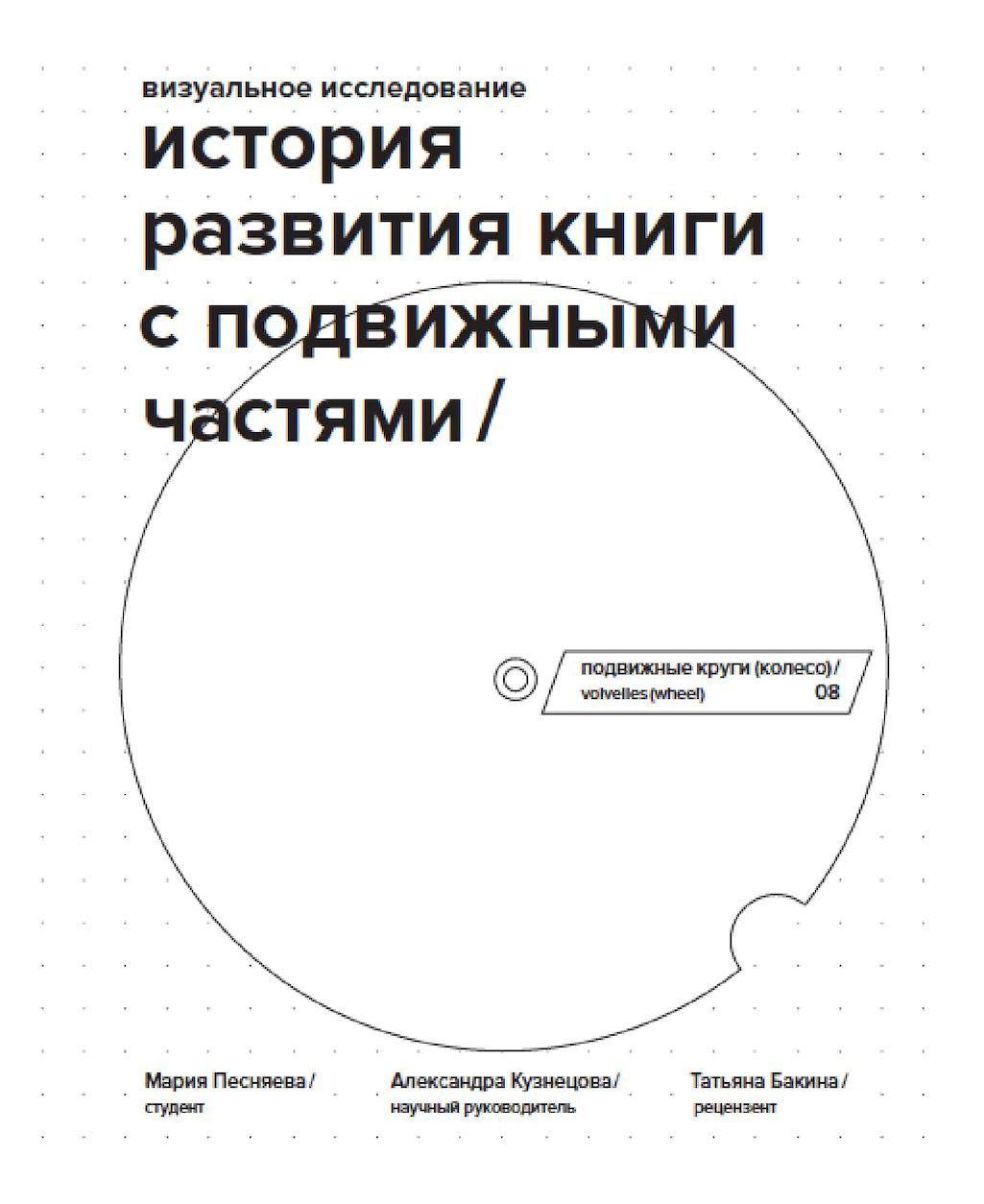 История развития книги с подвижными частями