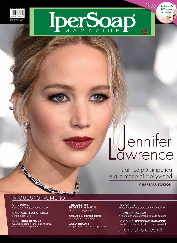 Calameo Ipersoap Magazine N 3 Marzo 2017