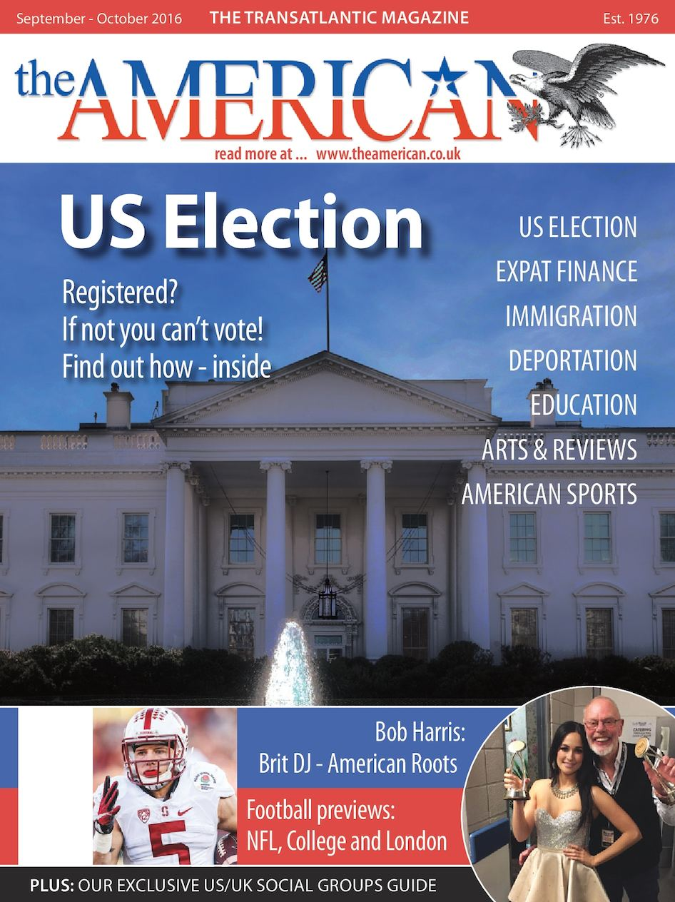 Calamo The American September October 2016 Issue 753 Wiring Wizard Enfield Ct