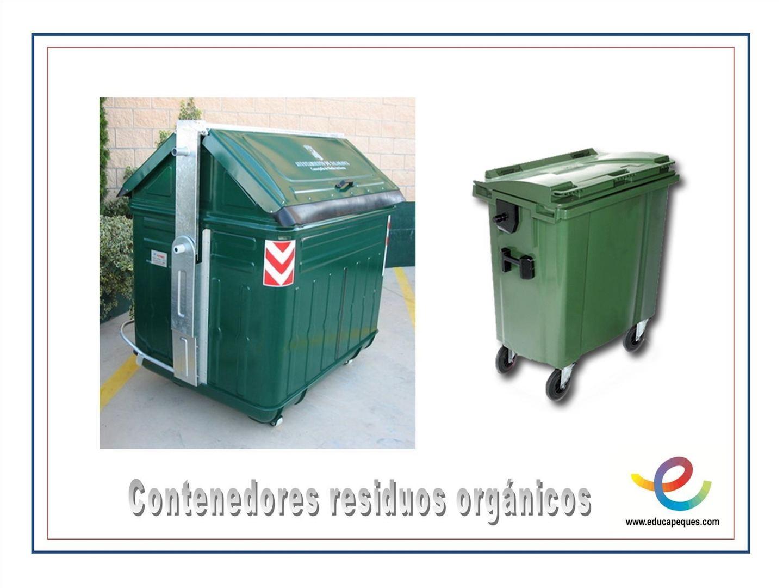 Calam o contenedores de reciclaje - Contenedores de reciclar ...