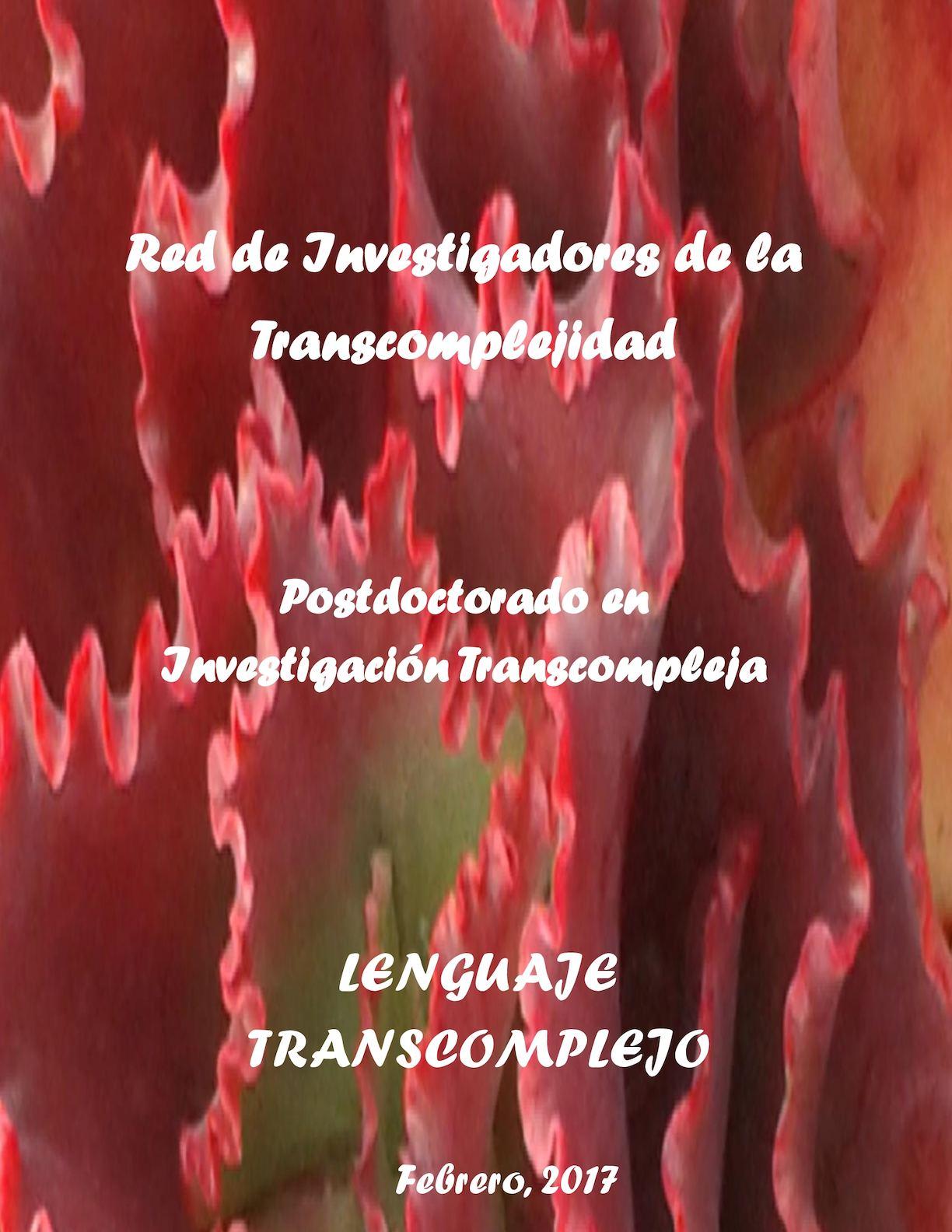 Calaméo - Lenguaje Transcomplejo