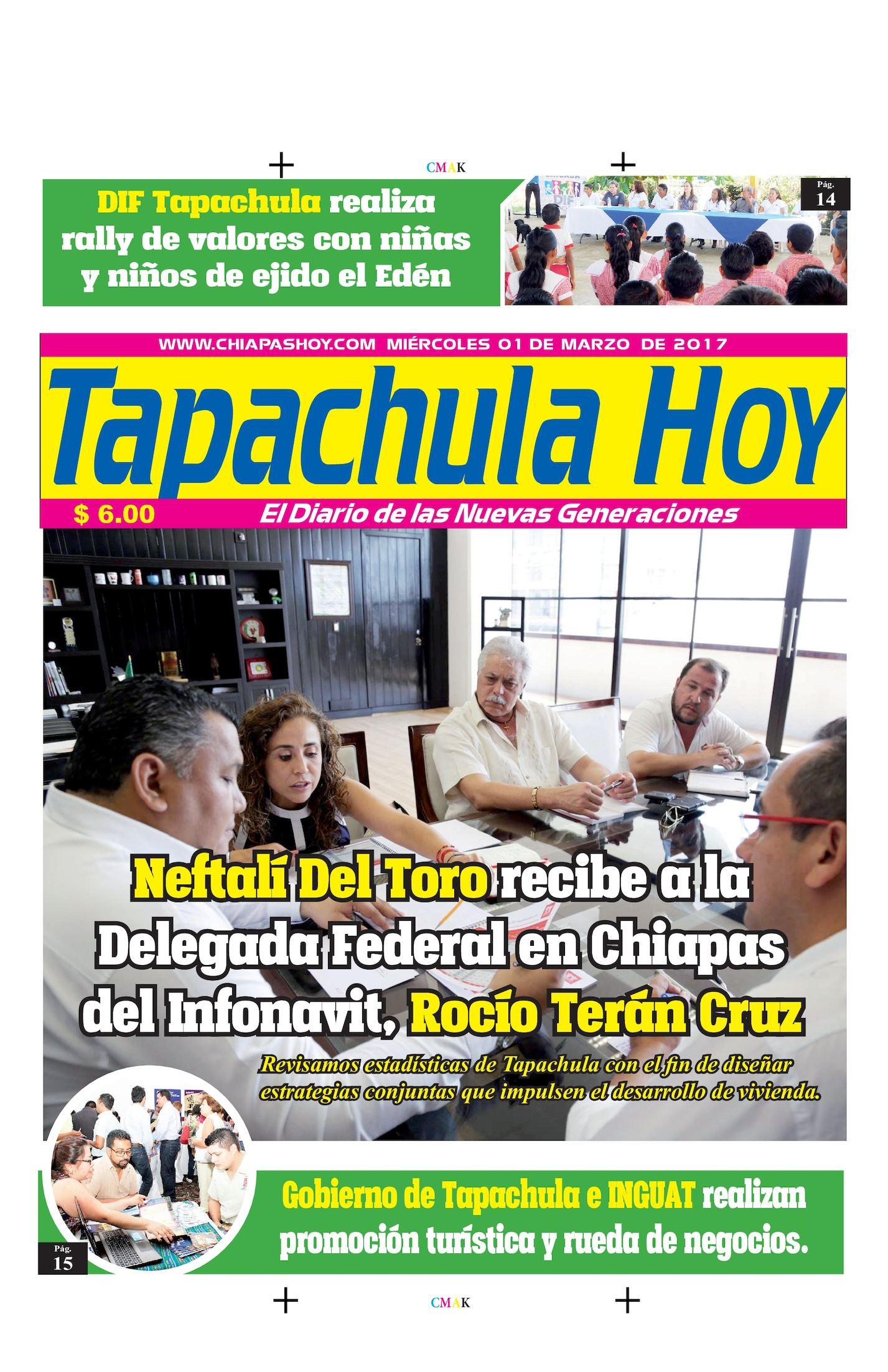 TAPACHULA 01 DE MARZO