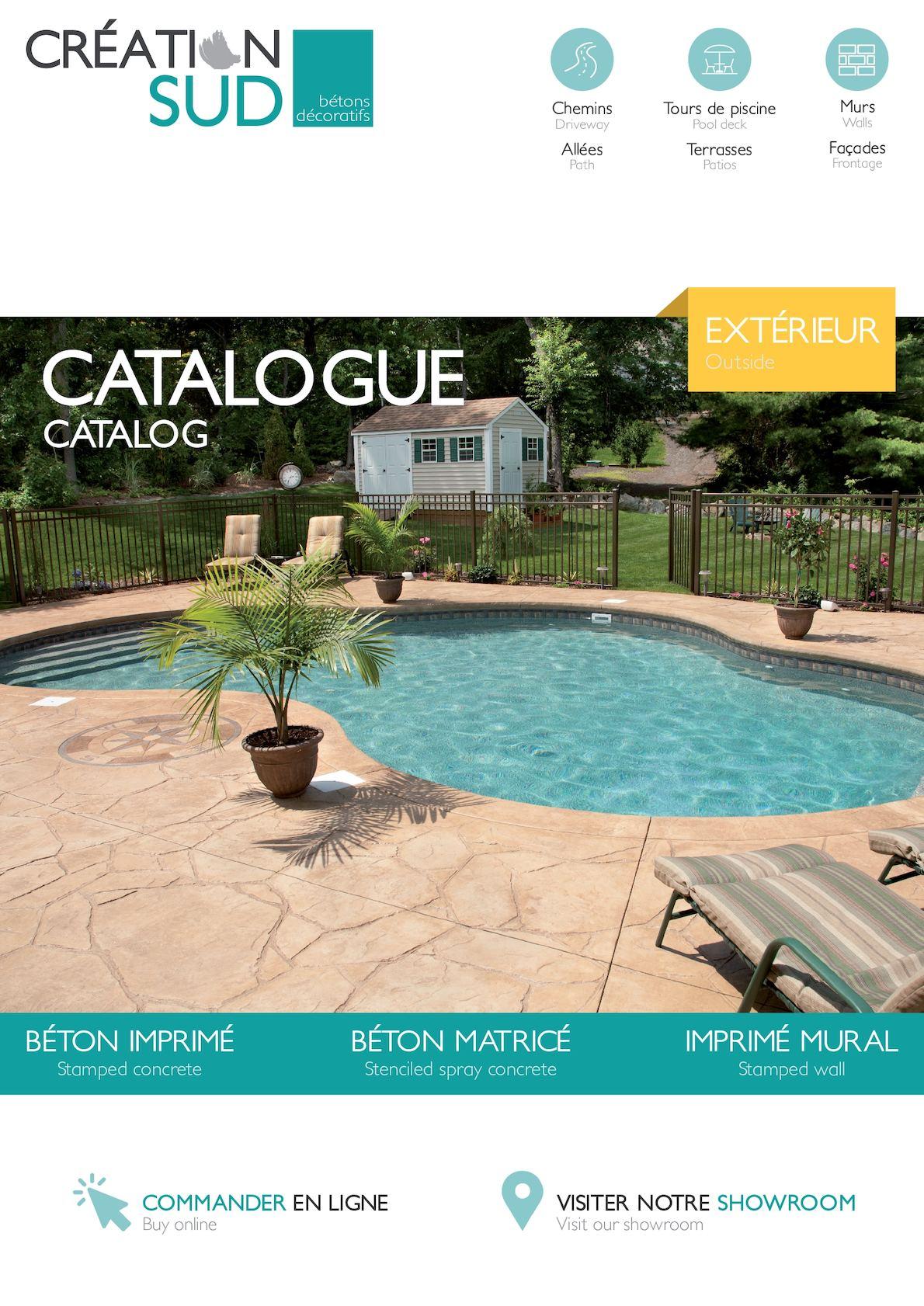 Catalogue Extérieur 2017