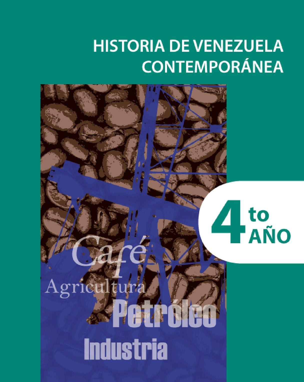 Calaméo - Historia de venezuela 4° año