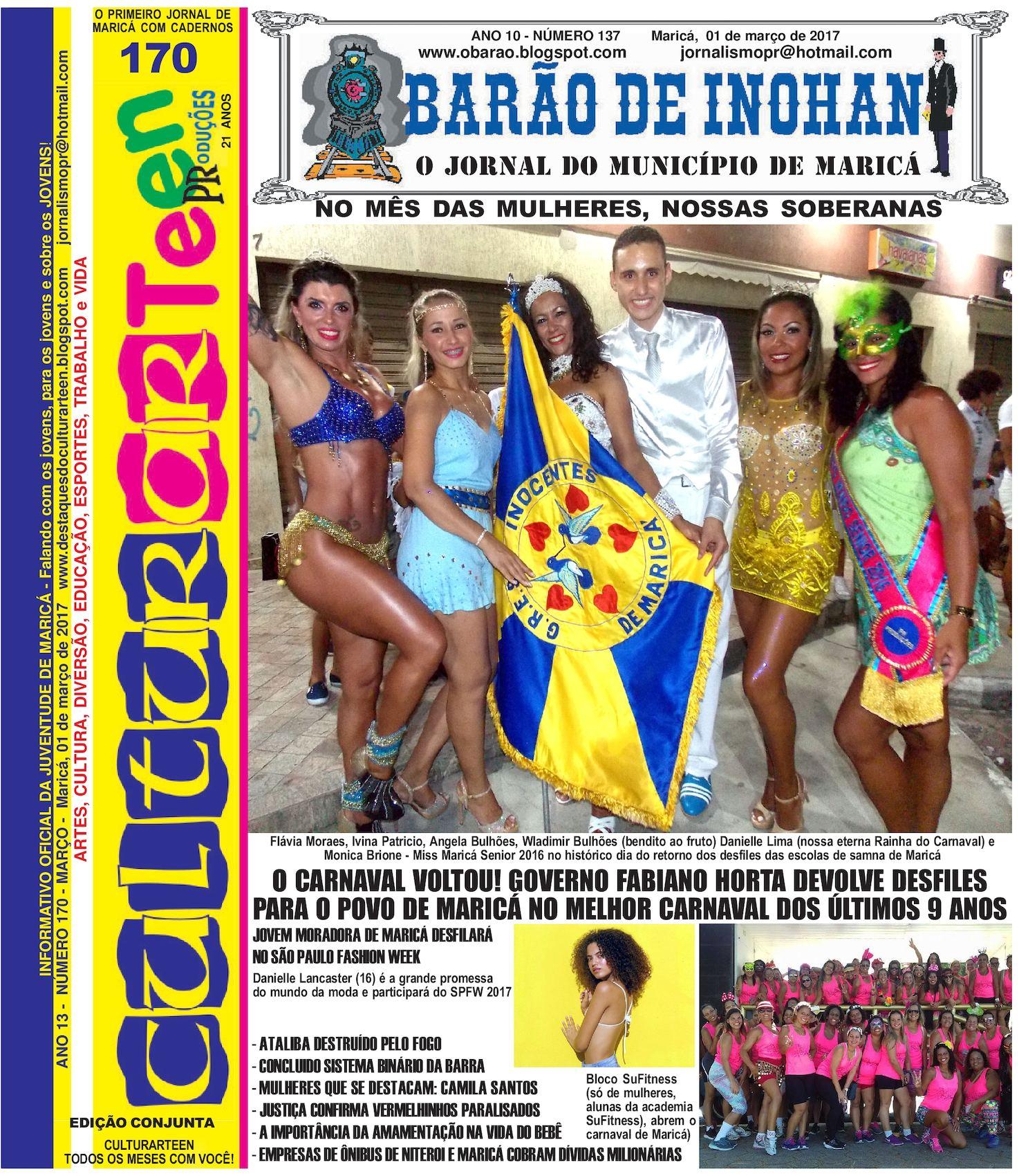 CULTURARTEEN 170  BARÃO DE INOHAN 137
