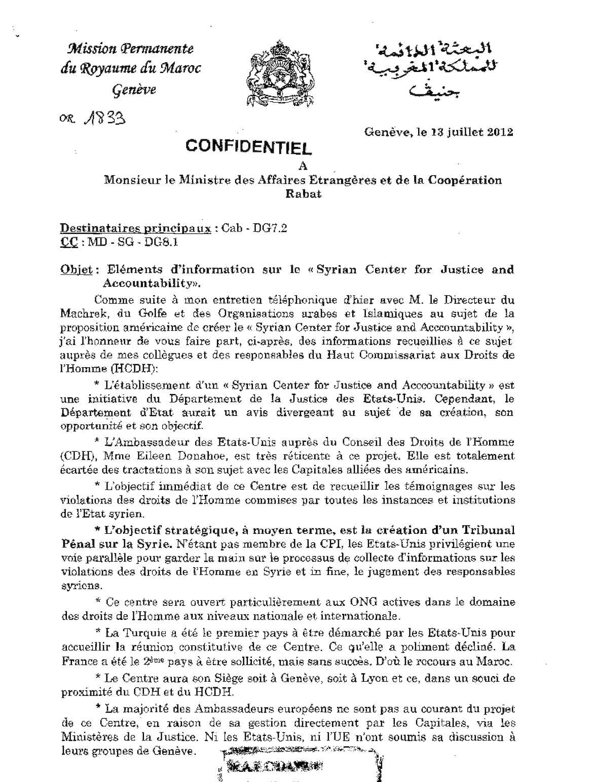 1833 Genève