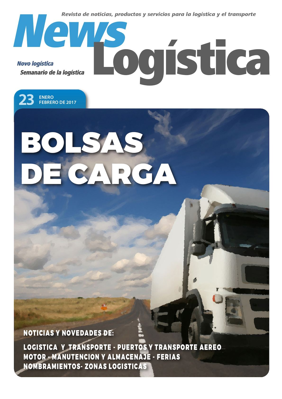 Calaméo - News Logistica 23