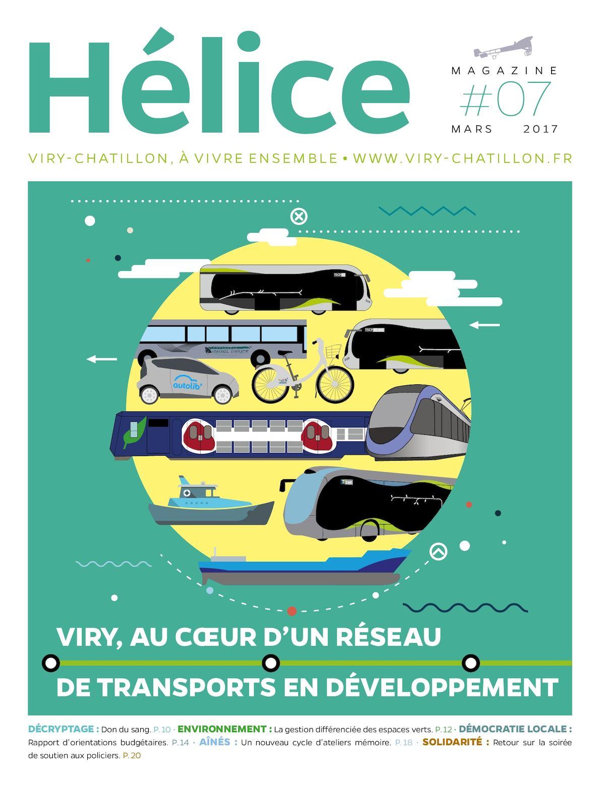 Helice n°07 mars 2017