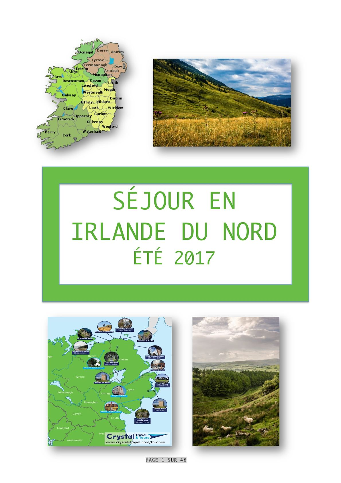 Irlande du Nord : Londonderry