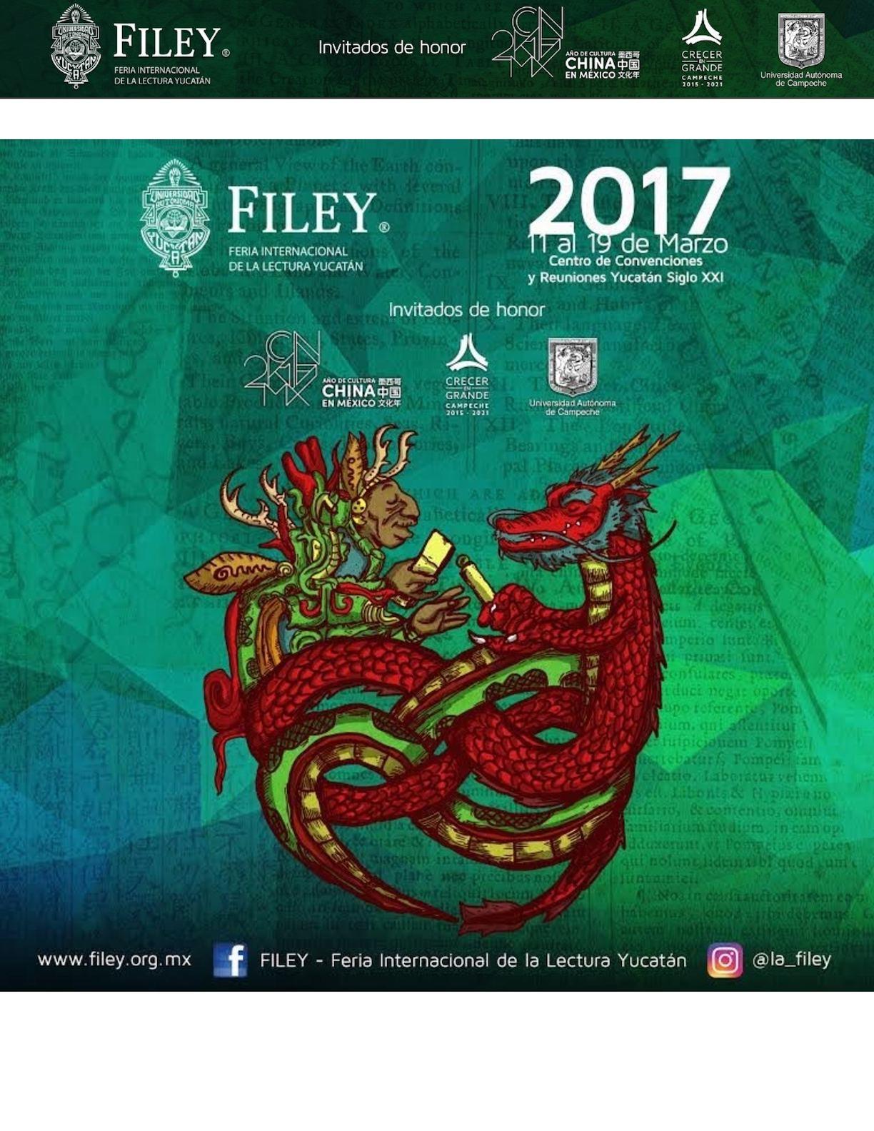 Programa Oficial De La Filey 2017