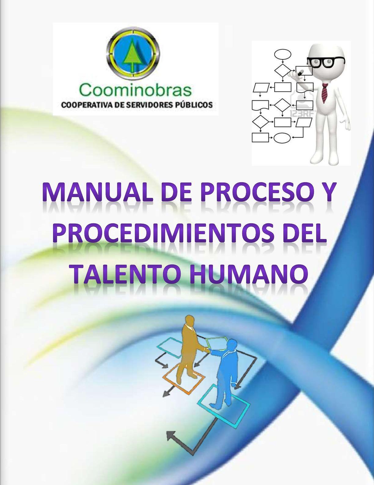 Manual De Proceso Y Procedimientos Talento Humano