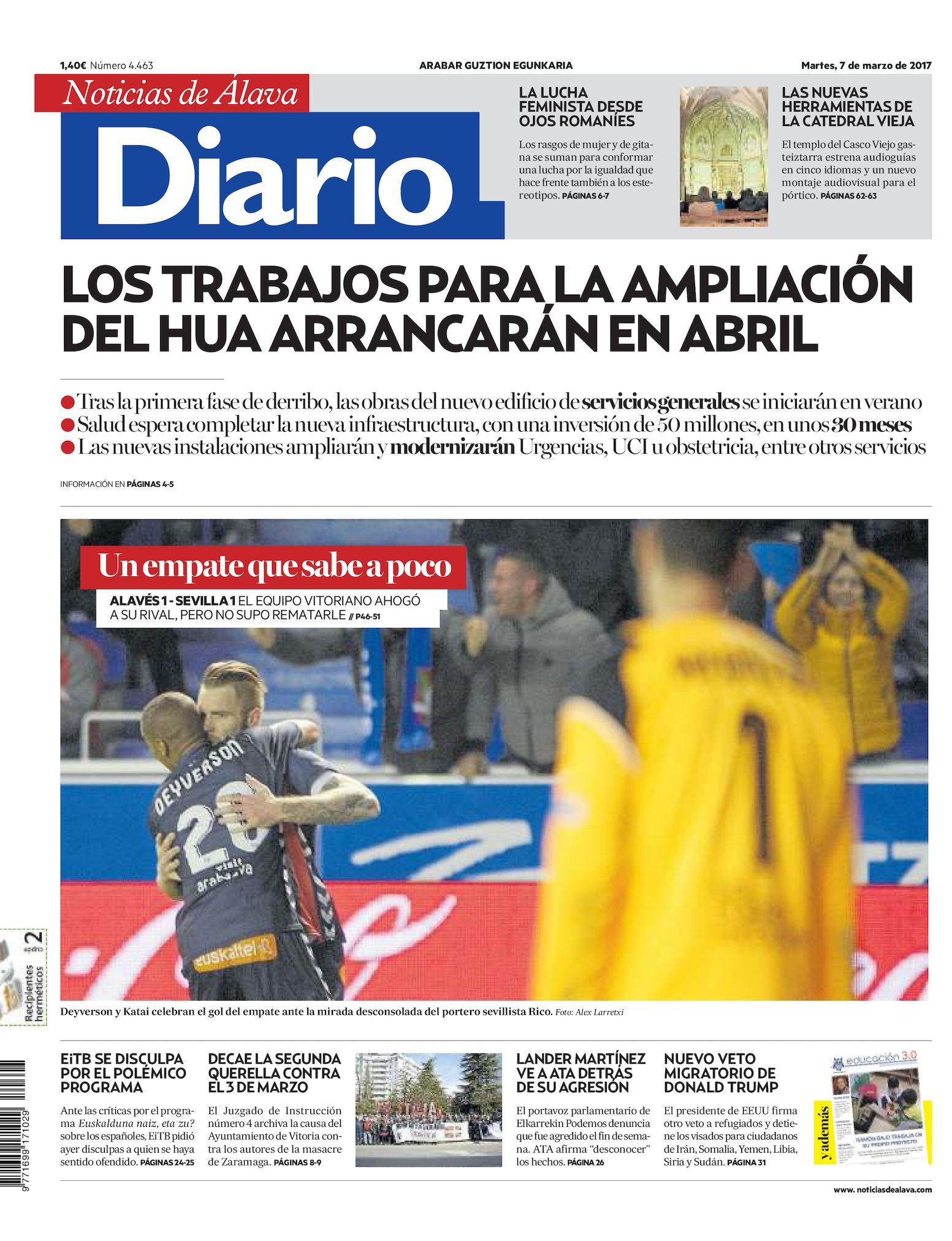 578578ba7666 Calaméo - Diario de Noticias de Álava 20170307
