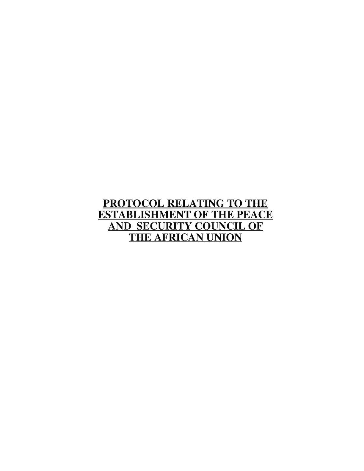 Psc Protocol En