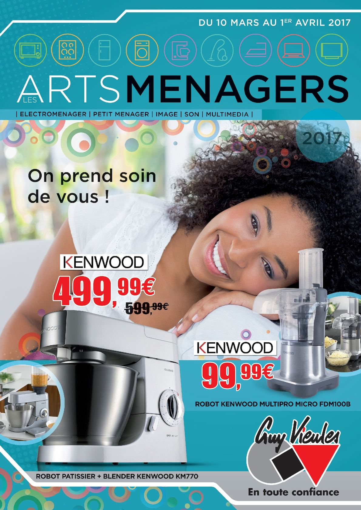16 pages Arts Ménagers 2017