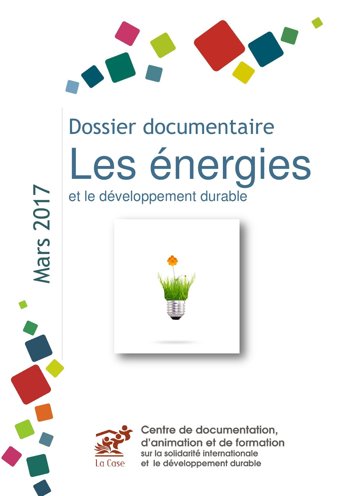 Calam o dossier documentaire les energies 2017 - Pacte energie solidarite 2017 ...