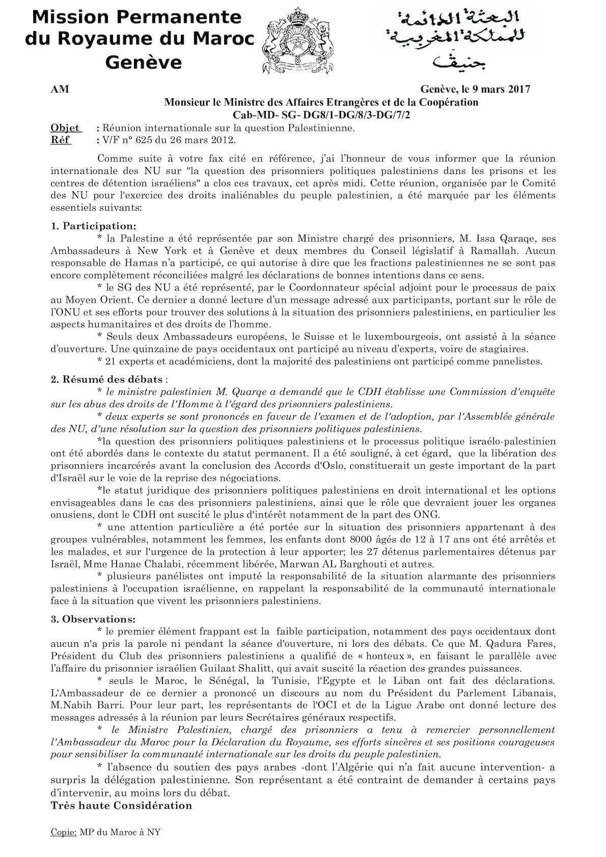 Fax Du 4 4 2012 Comité Sur Les Droits Palestine(1)