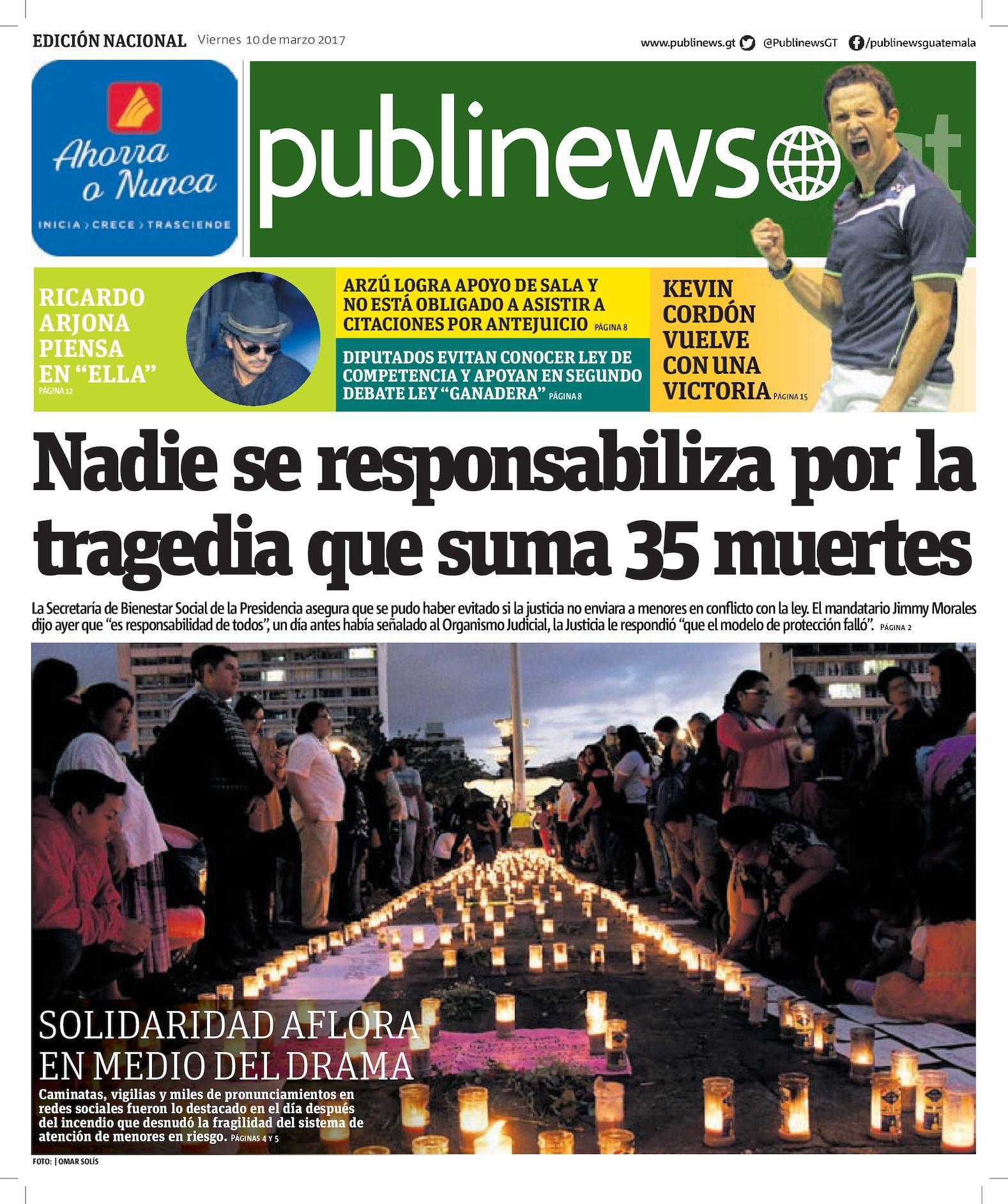 GUATEMALA CITY 10032017