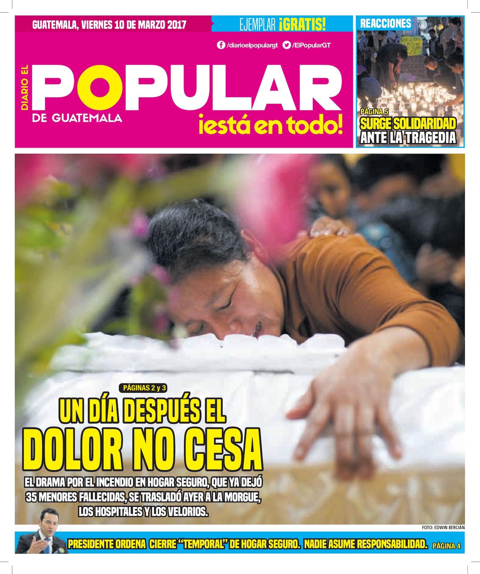 EL POPULAR DE GUATEMALA 10032017