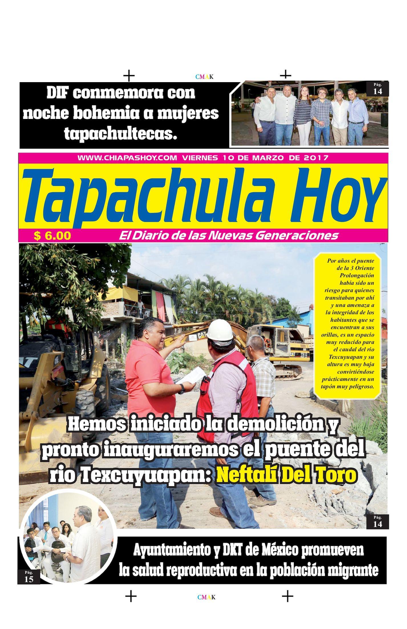 TAPACHULA  10 DE MARZO