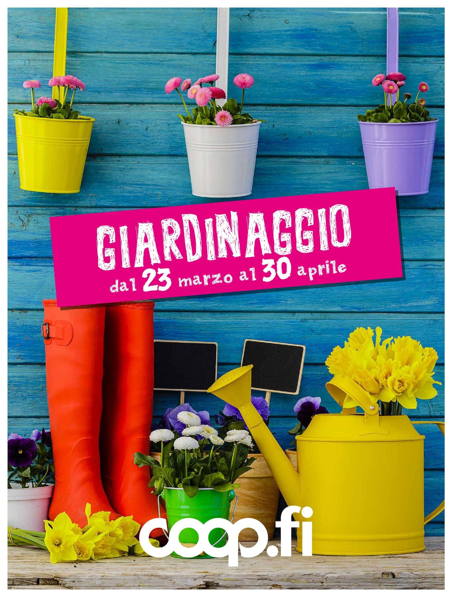 calaméo - giardinaggio - Il Portavasi Silvano