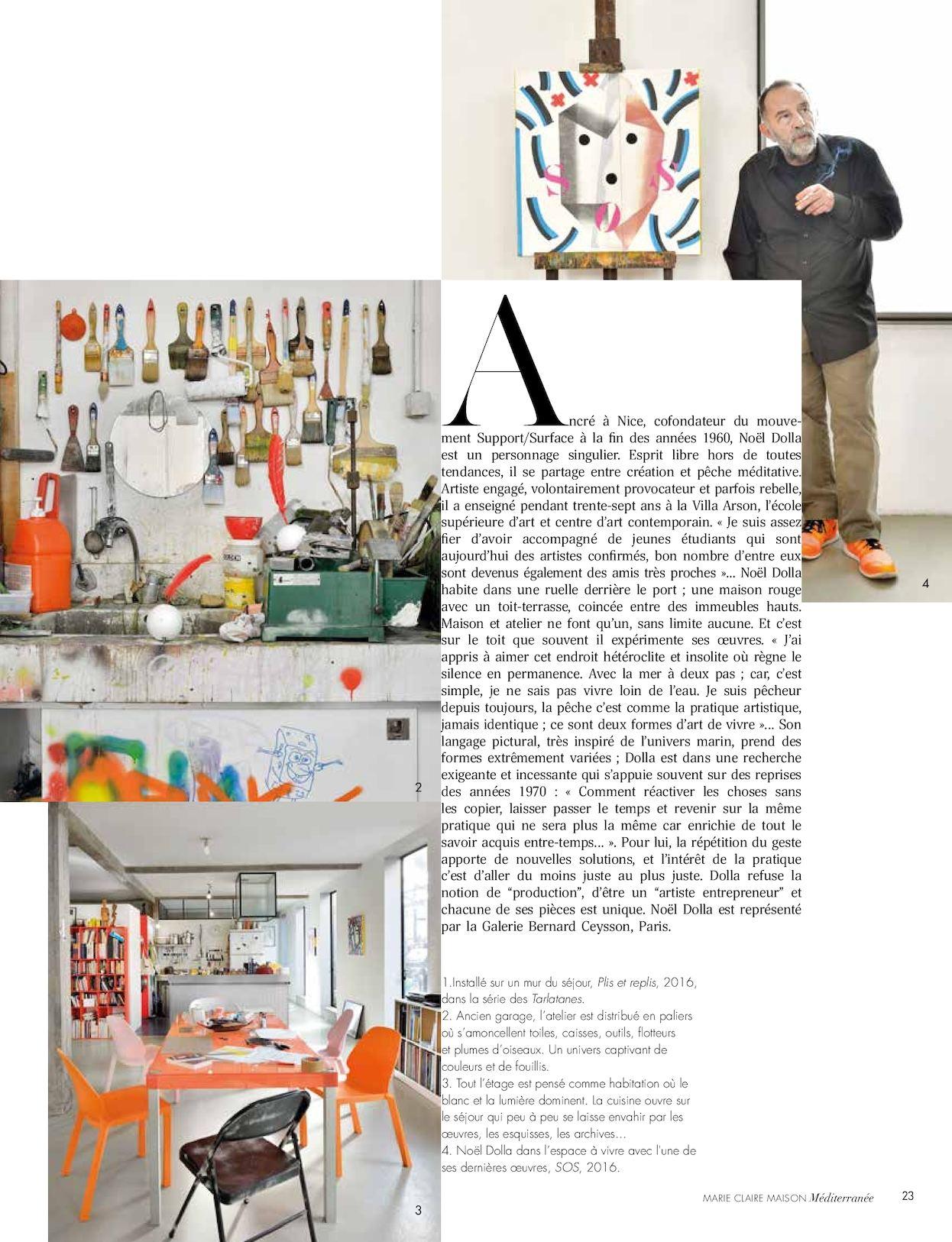 N 493 Marie Claire Maison Mai Juin 2017 Calameo Downloader