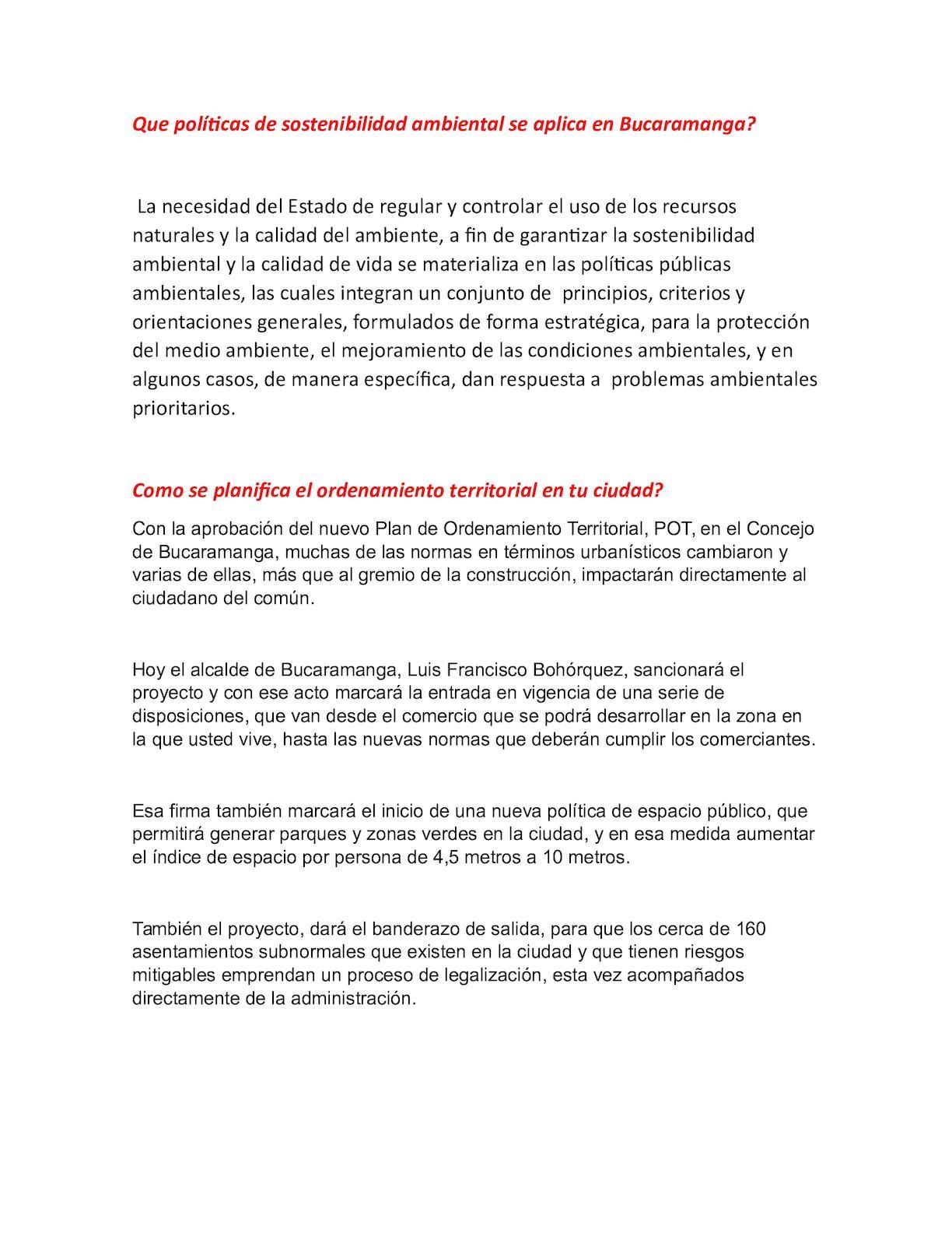 Calaméo - Que Políticas De Sostenibilidad Ambiental Se Aplica En ...