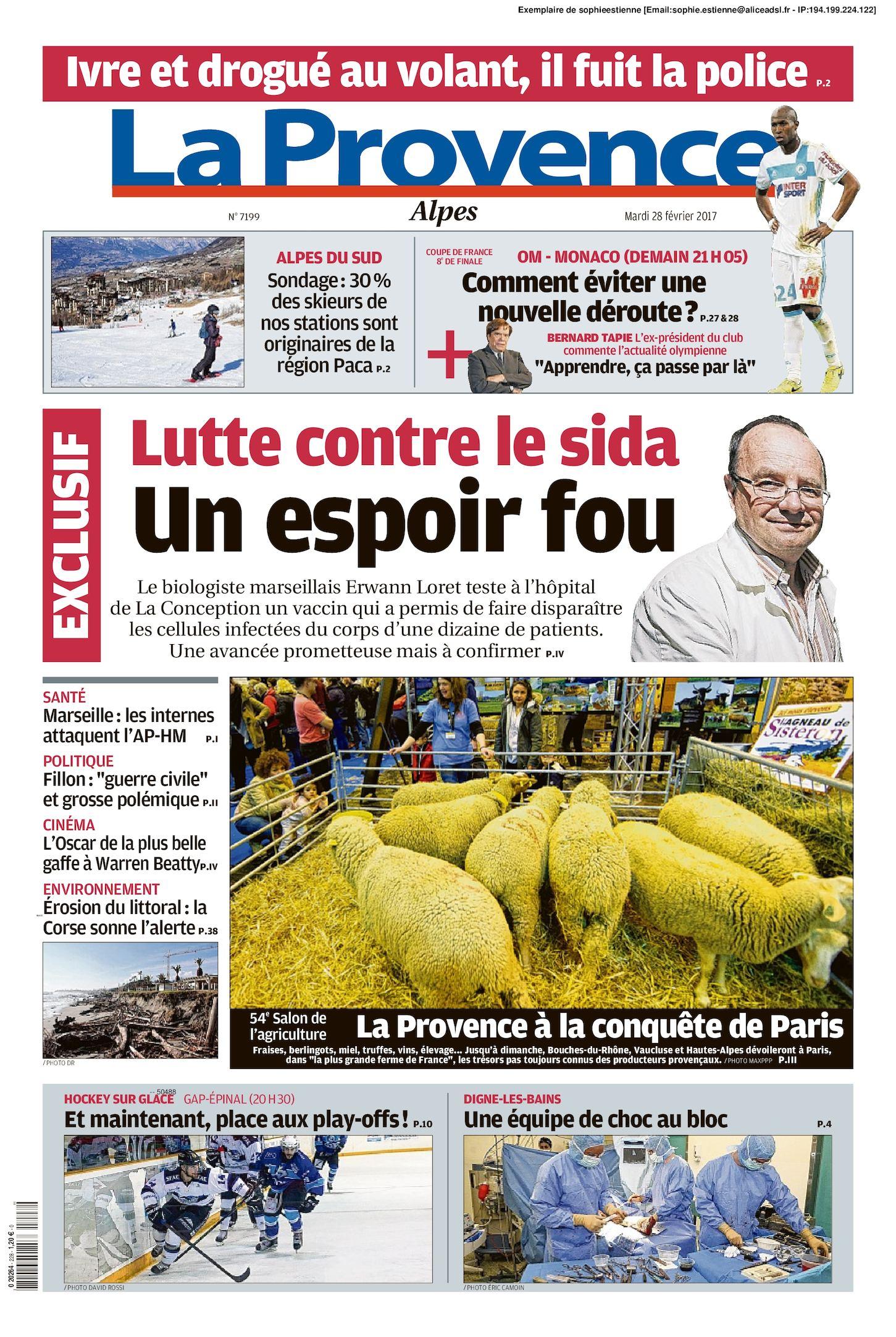 Calaméo La Provence Edition Alpes Du 2017 02 28