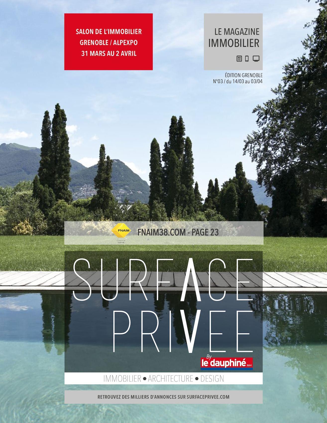Calaméo - SURFACE PRIVEE GRENOBLE N°03 9499826835cc