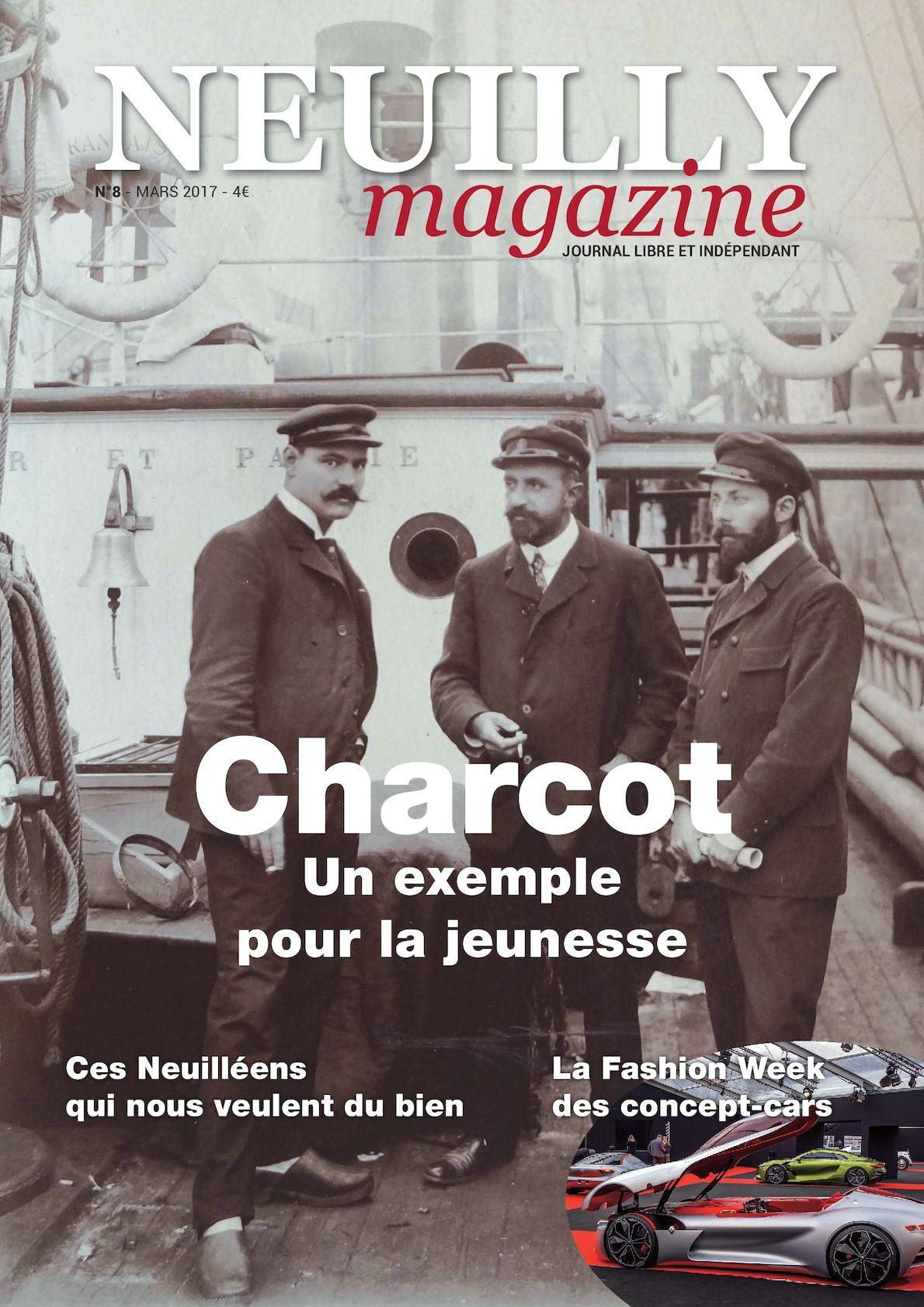 Neuilly Magazine n°8 - mars 2017