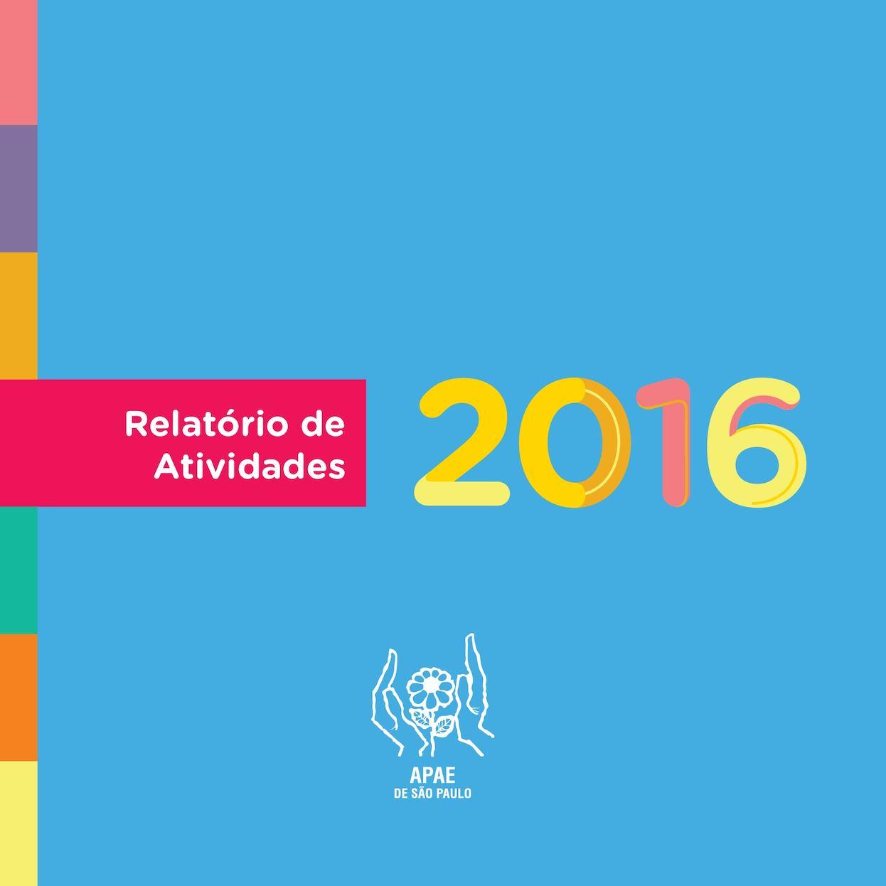 aeeffd8366a Calaméo - Relatório de Atividades 2016