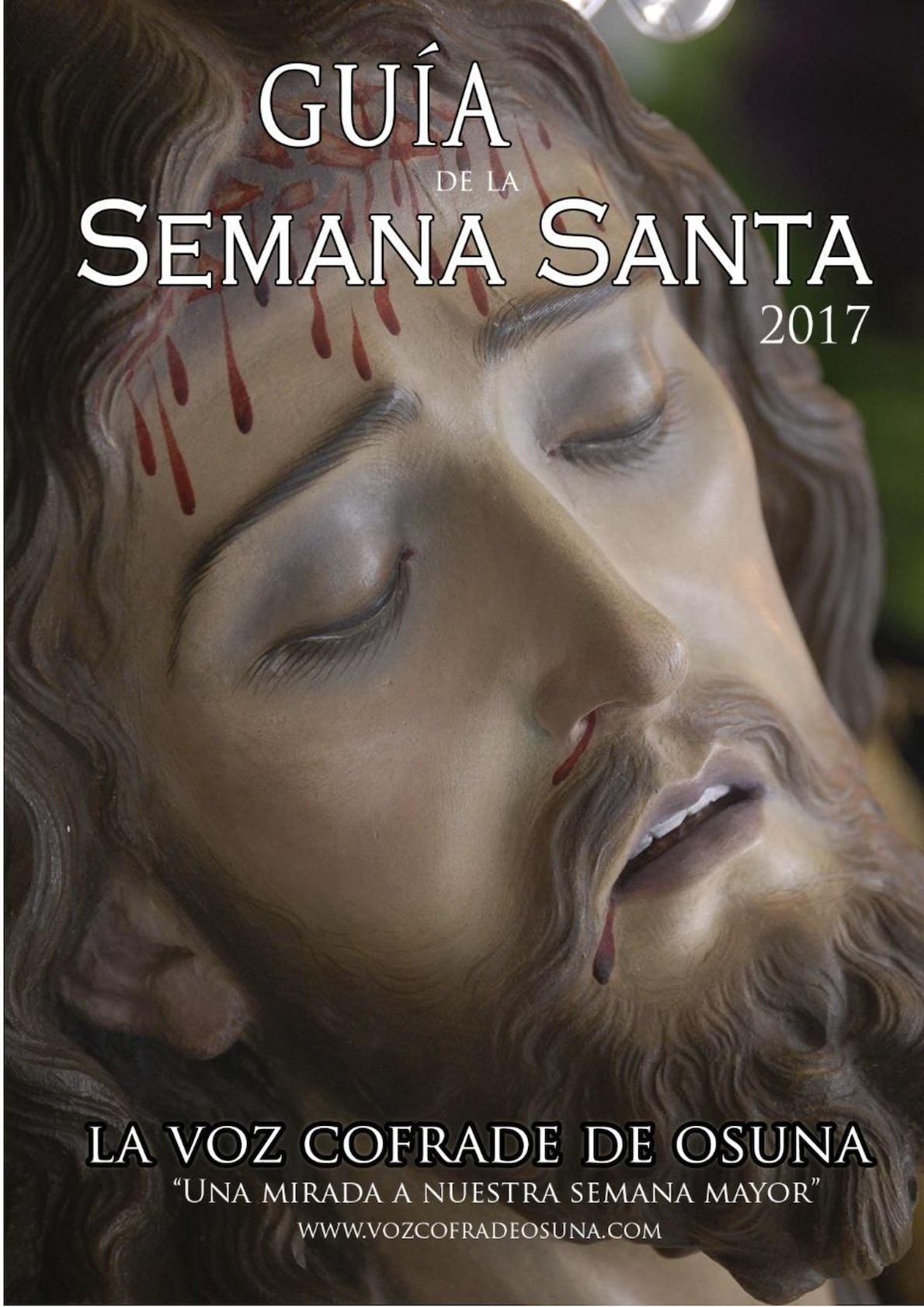 Guía Semana Santa Osuna 2017