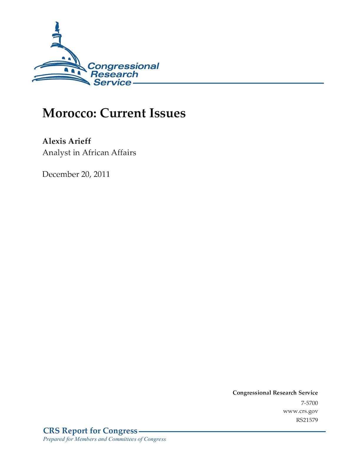 Crs Morocco Dec2011