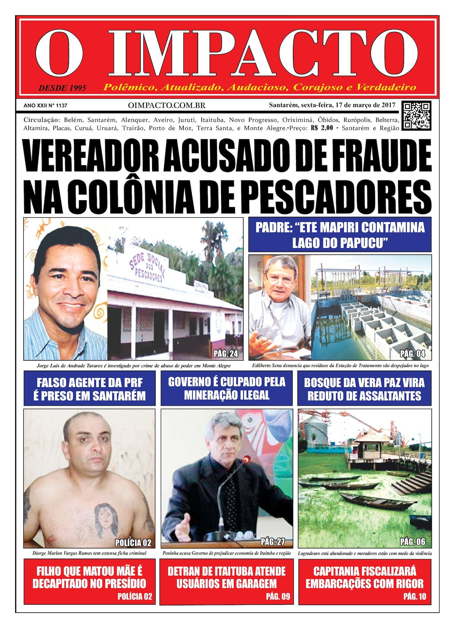 Jornal O Impacto Ed. 1137