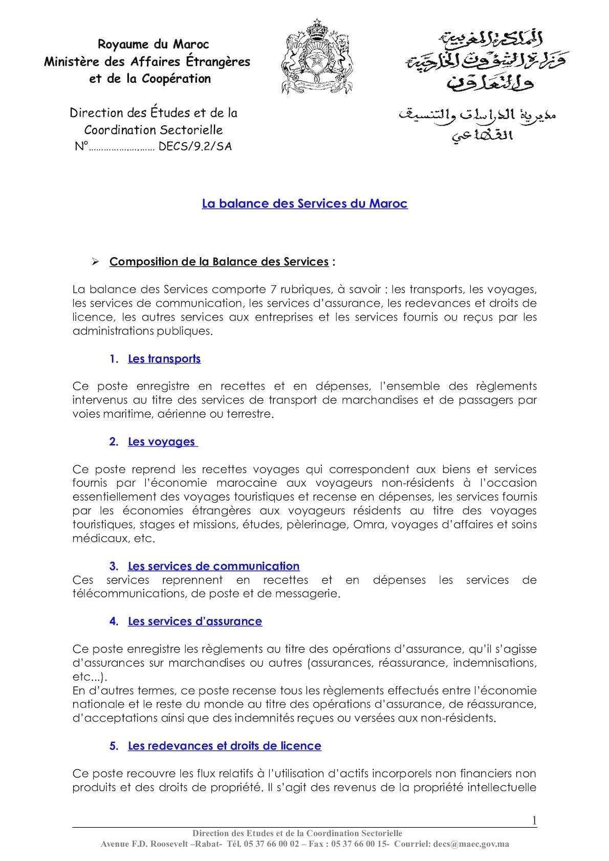 Note Sur Le Secteur Des Services (version Finale).