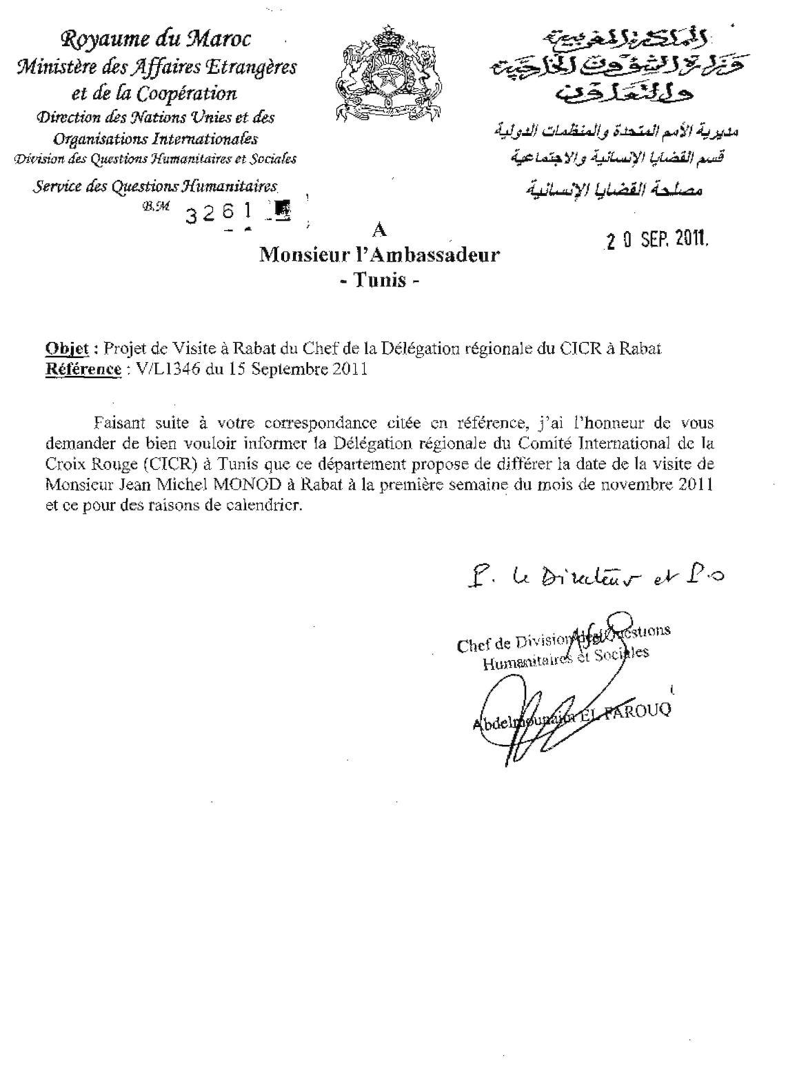 3261 Tunis