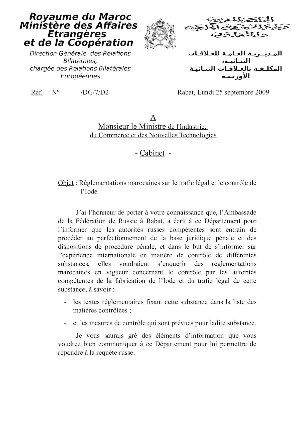 Lettre Au MCINT Dem Info_'Iode Amb Russe_(modifiée).