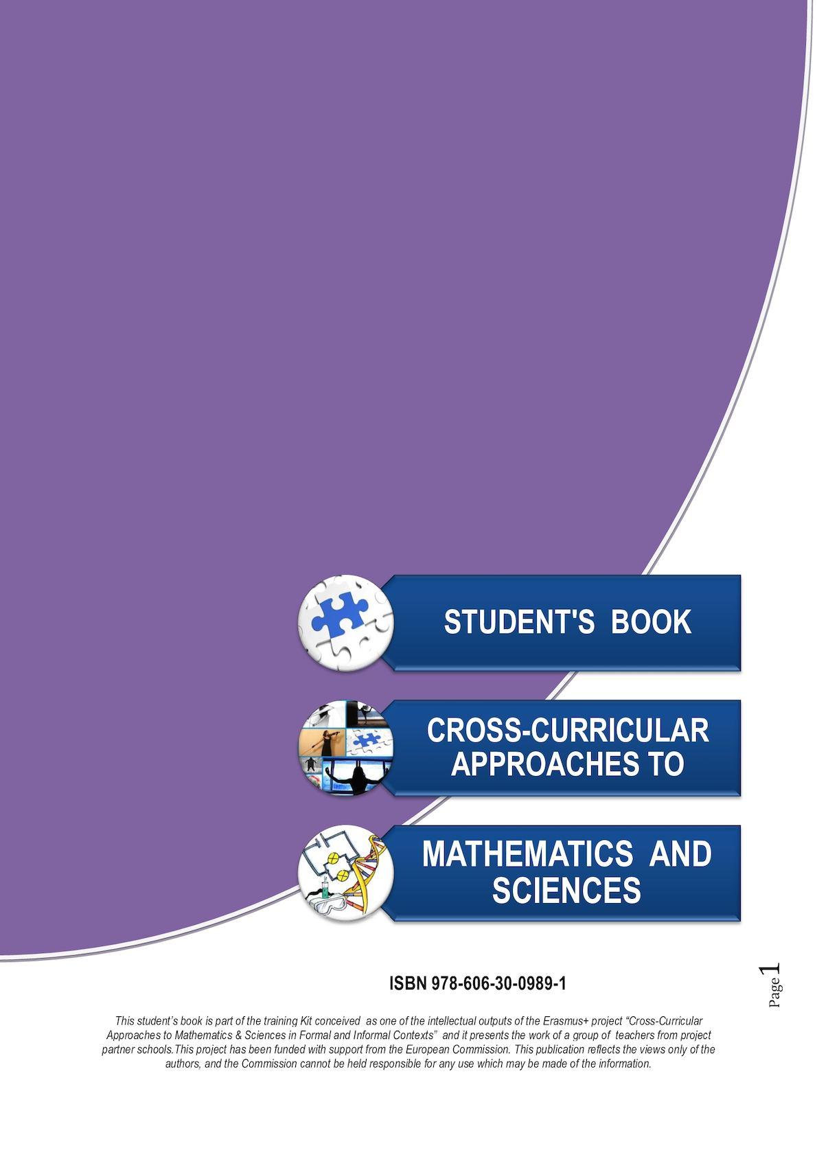 Approaches To Cross Mathematics Curricular Calaméo Student s Book Iq1xwxBP 84a1d50e79