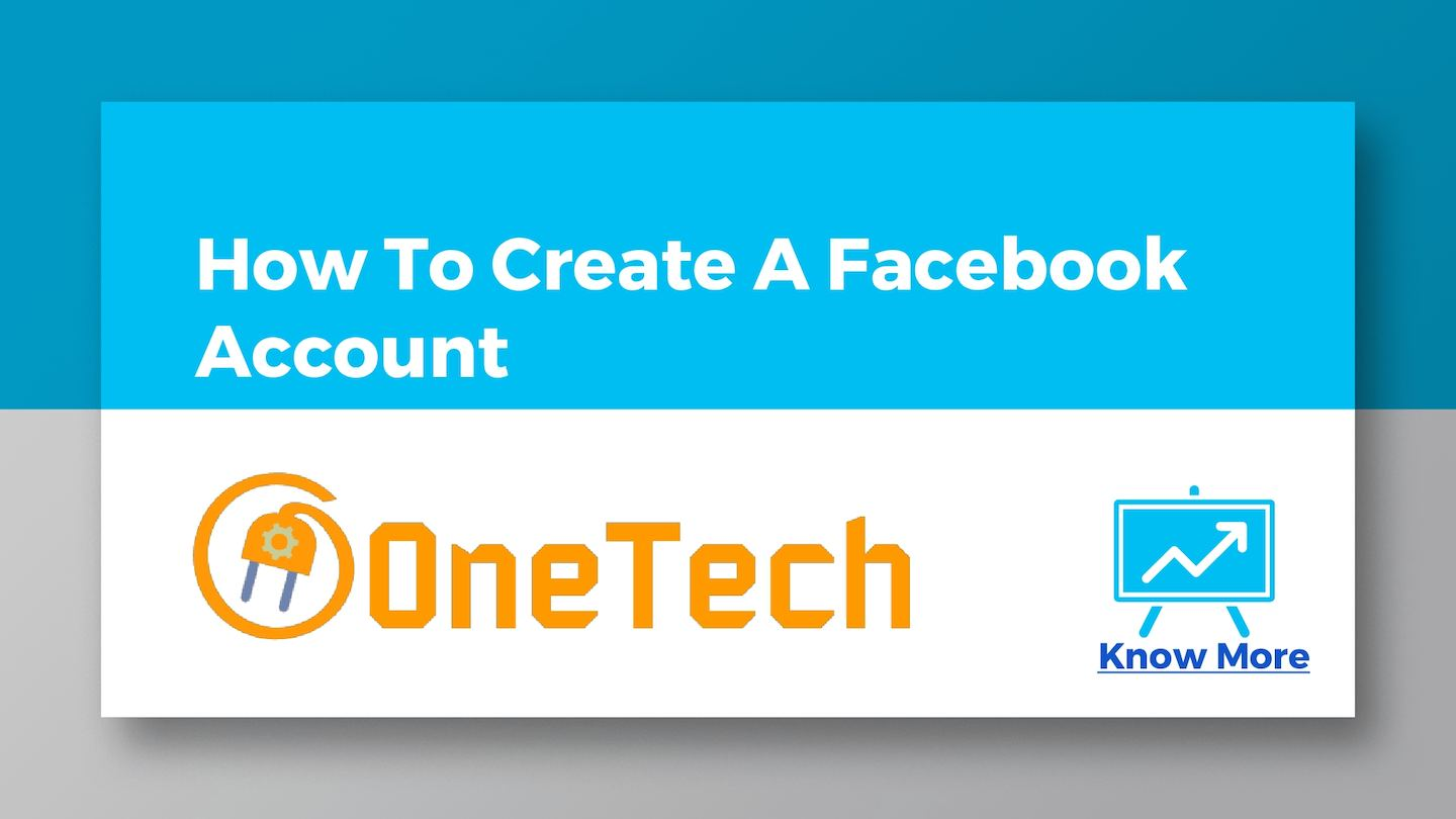 Calam O How To Create A New Facebook Account 1 844