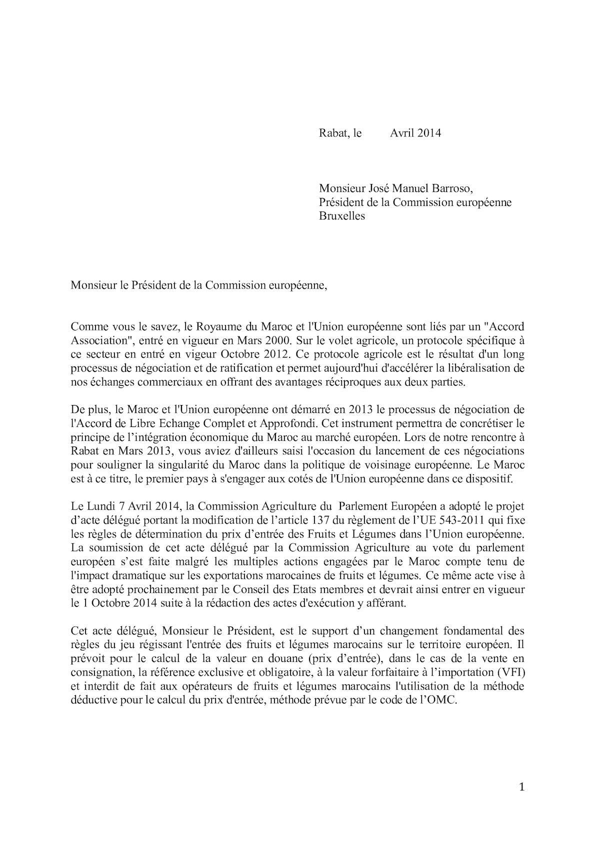 140409 Lettre Primature Barroso Vdef
