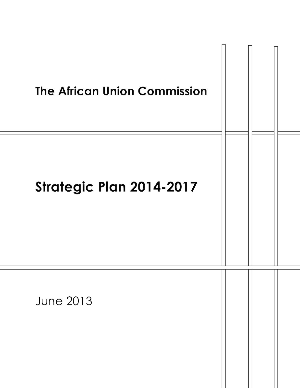 Assembly AU 3 (XXI) - Strategic Plan 2014 - 2017 Rev June 6 CLEAN