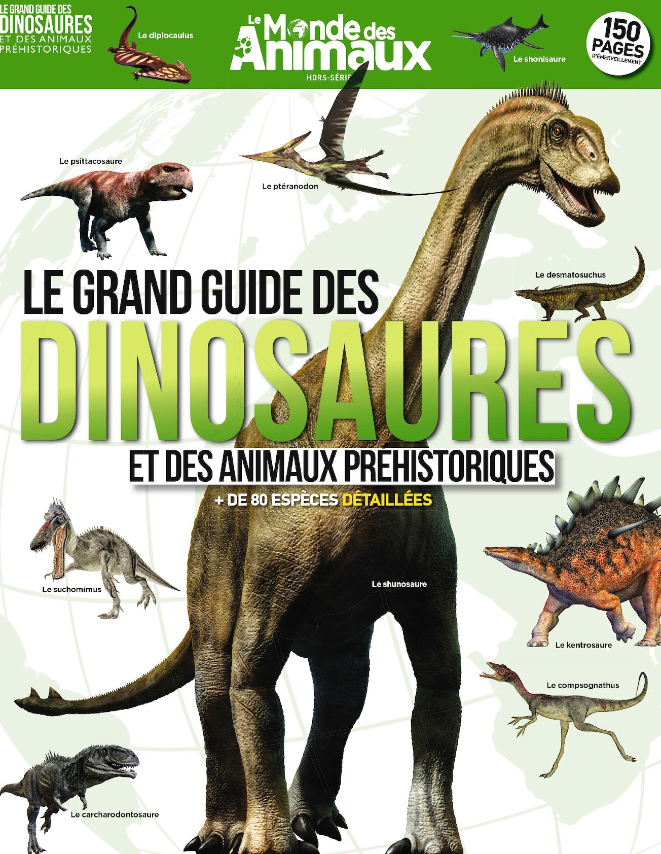 Le Grand Guide Des Dinosaures