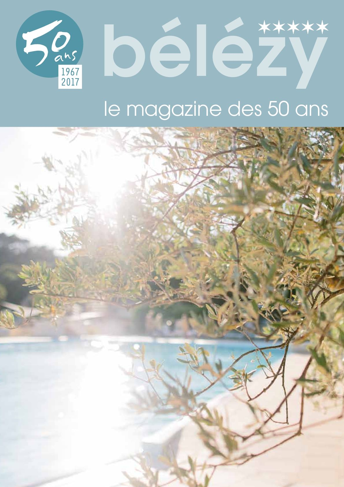 Magazine 50 Ans Belezy