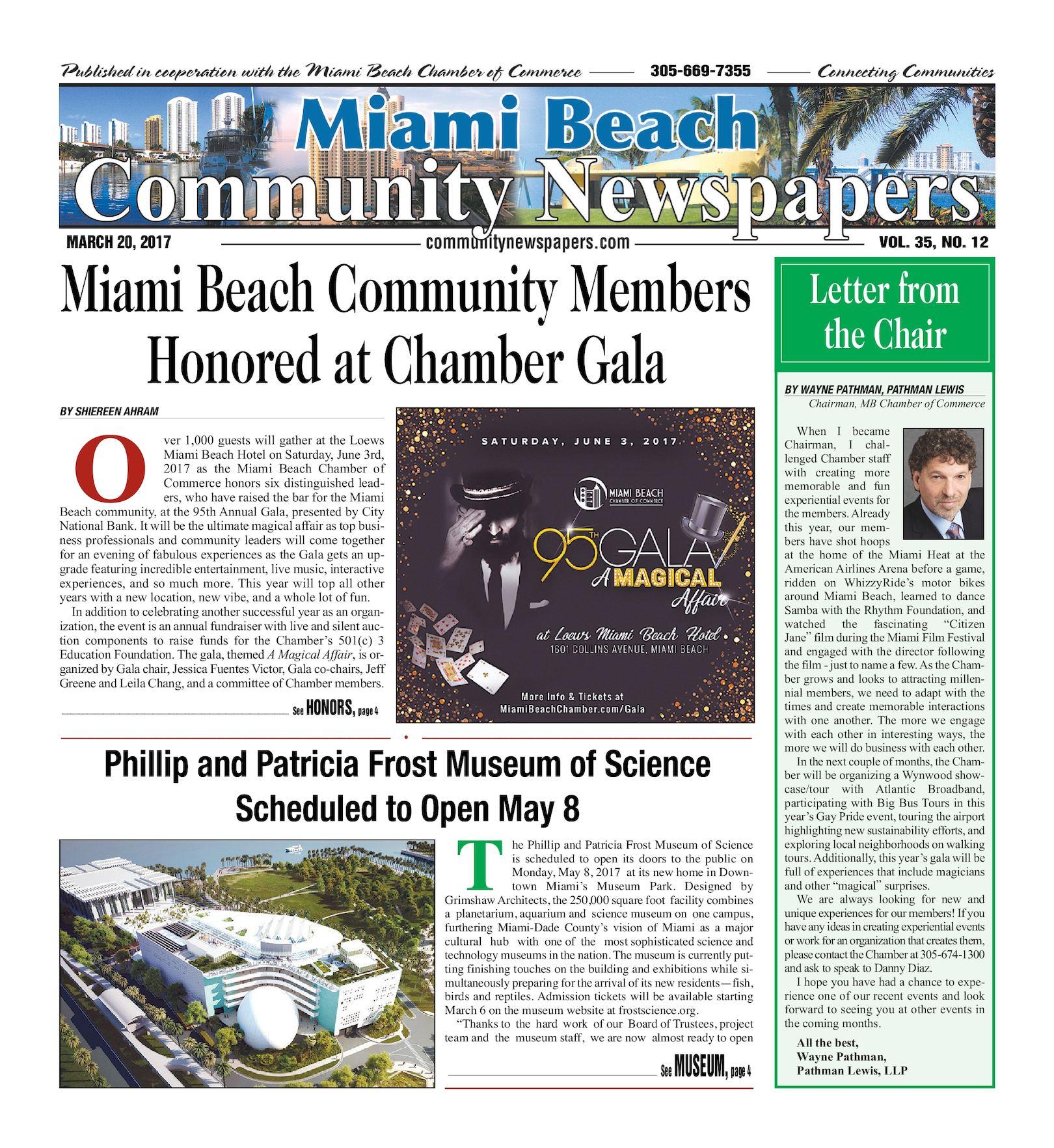 Calaméo Miami Beach News 03 20 2017