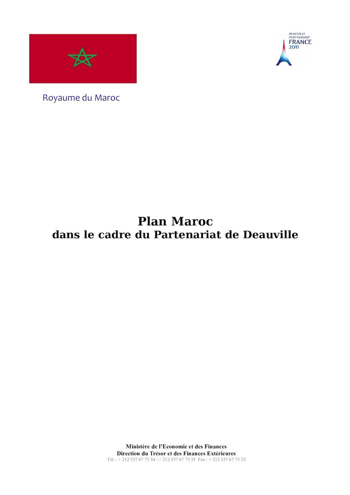 Plan Maroc Pour Deauville [1].