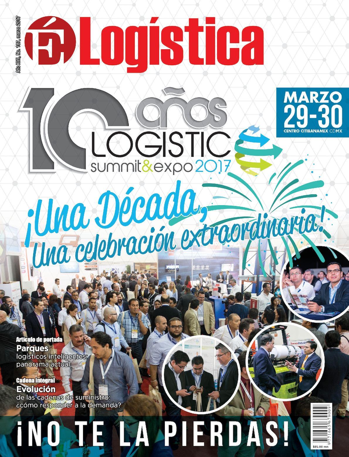ÉNFASIS LOGÍSTICA NO.187 MARZO/2017