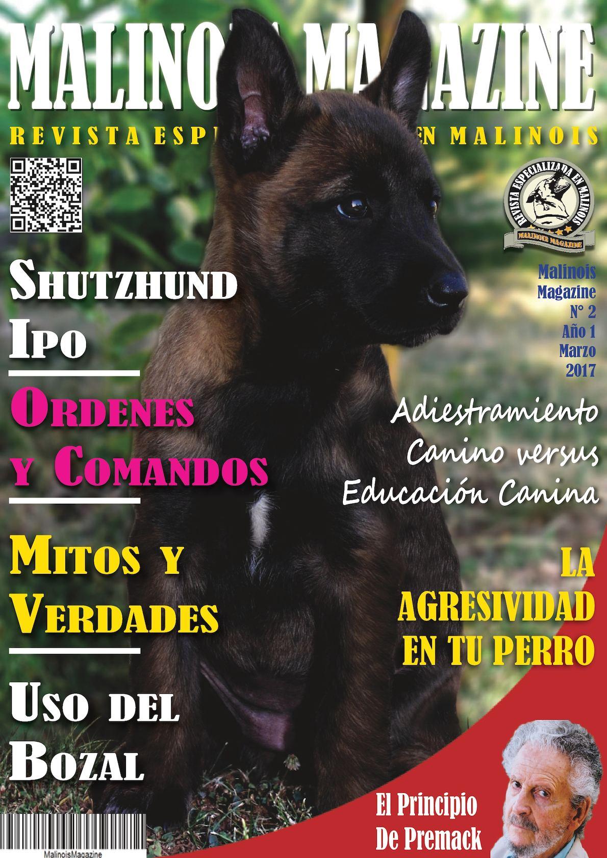 Malinois Magazine N° 2 Marzo 2017 pdf