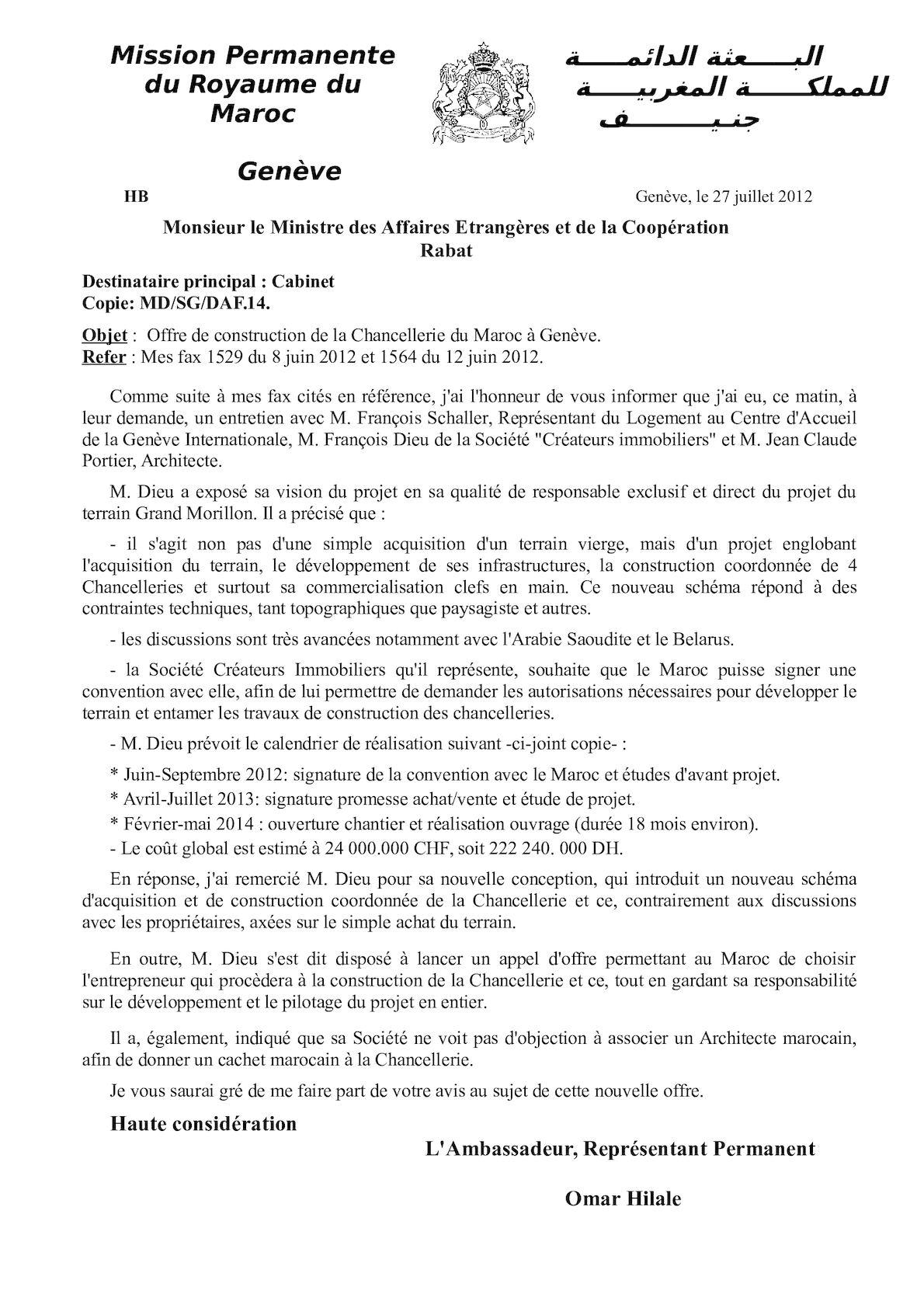 Fax 27 Juillet 2012 Grand  Morillon 16 22