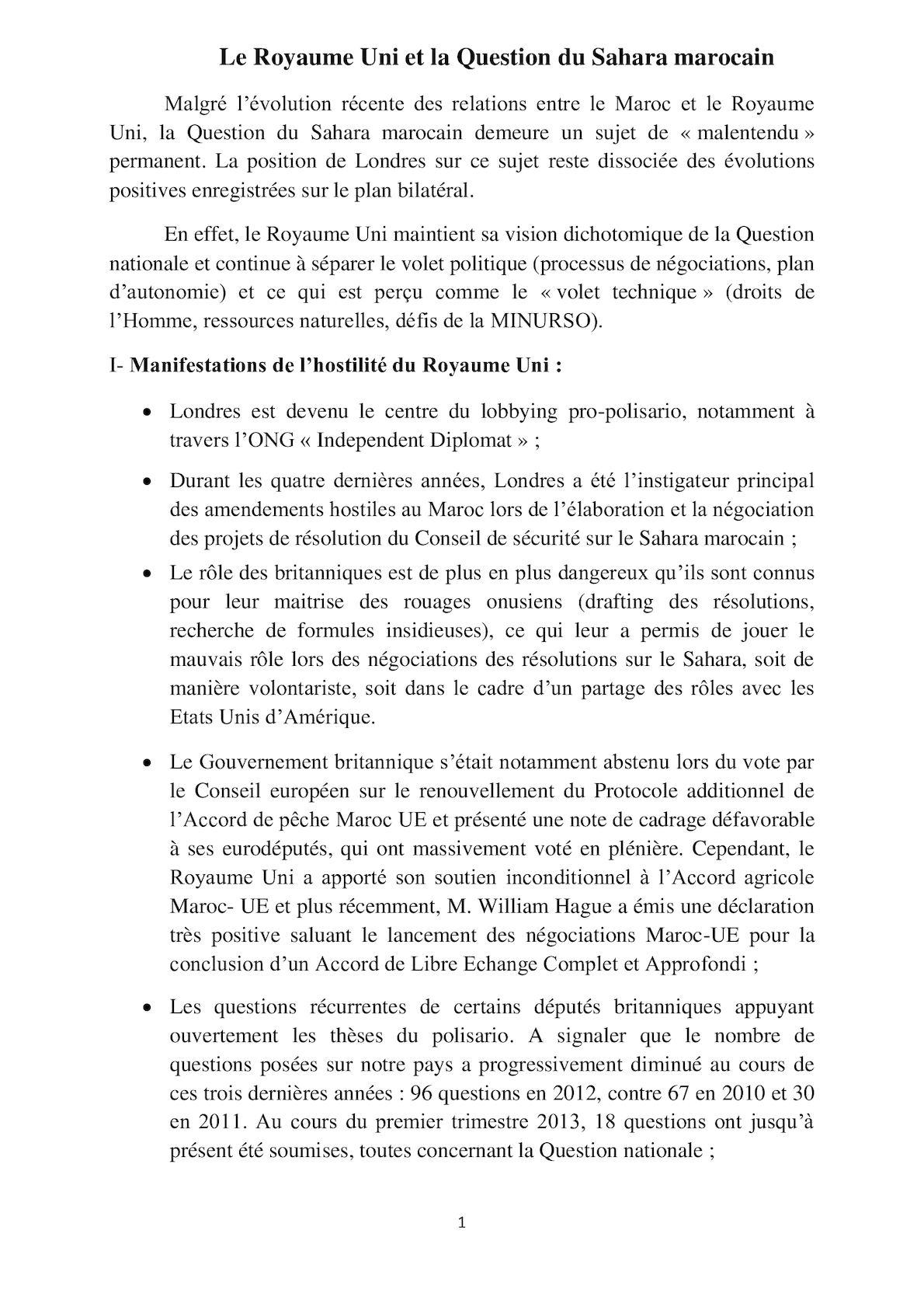 Uk Et Qn M Houssaini