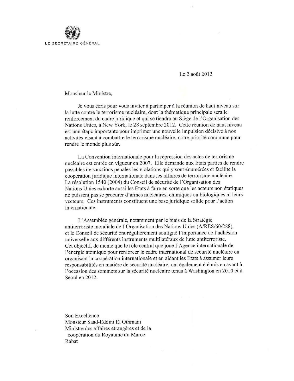 Invitation To H E Mr El Othmani Copy
